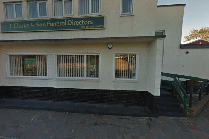 E. Clarke Funeralcare, Wrexham