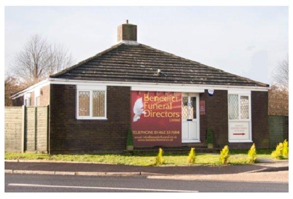 Benedict Funeral Directors Ltd, Arlesey
