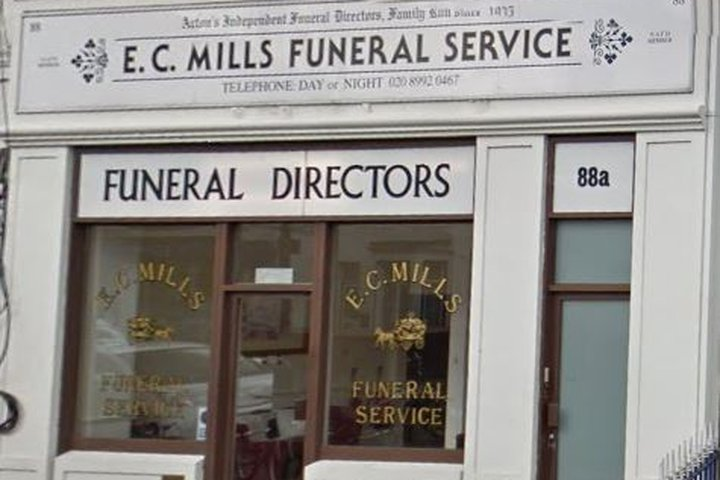 E.C Mills Funerals, Branch Office
