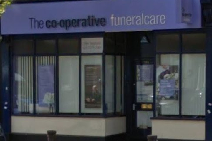 The Co-operative Funeralcare, Camberwell