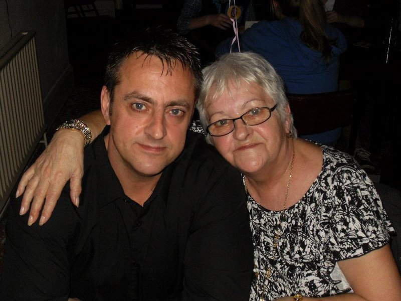i love and miss you so much mam..xxxx