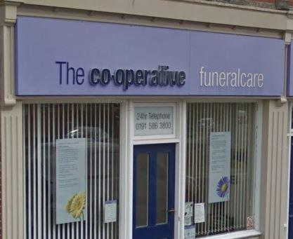Co-op Funeralcare, Horden