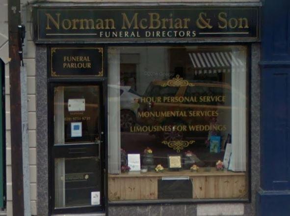 Norman McBriar