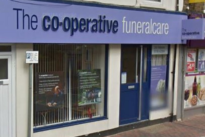 The Co-operative Funeralcare, Sittingbourne