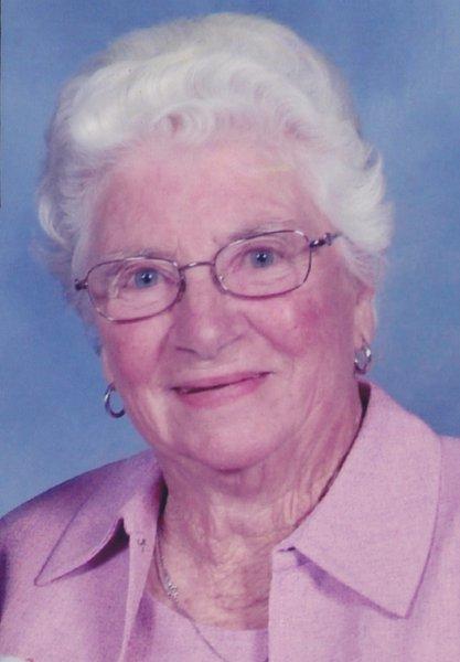 Marion 'Joy' Cordner