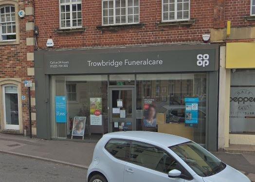 Co-op Funeralcare, Trowbridge