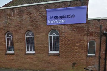 The Co-operative Funeralcare, Bispham