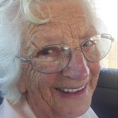 Iris Mary Morgan