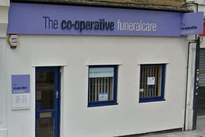The Co-operative Funeralcare, Romford Dagenham Rd