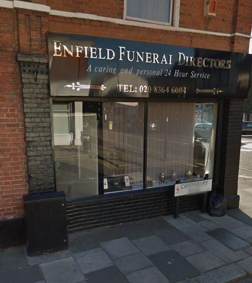 Cheshunt Funeral Directors, Baker St