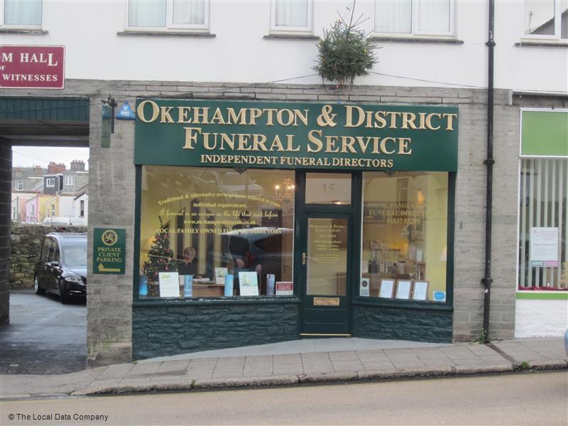 Okehampton & District Funeral Service (inc. Redstones)