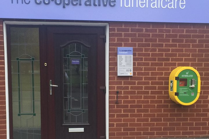 The Co-operative Funeralcare Minworth