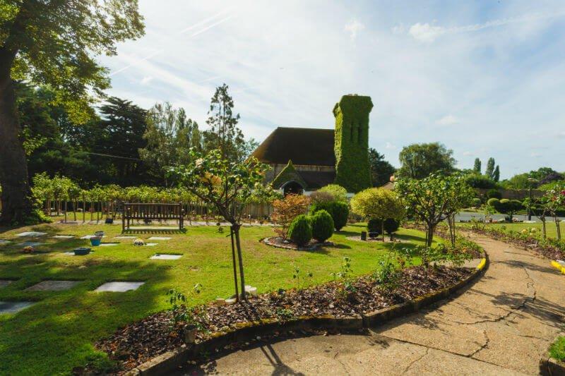 Beckenham Crematorium