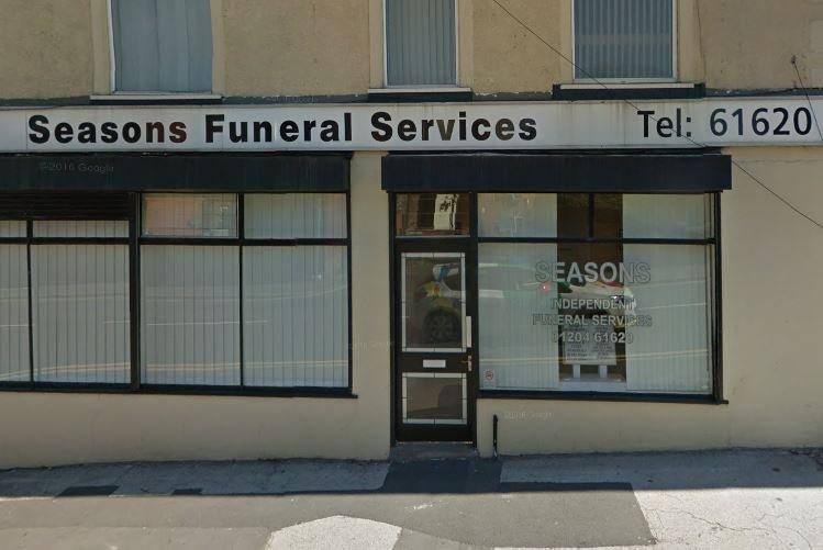 Seasons Funeral Service