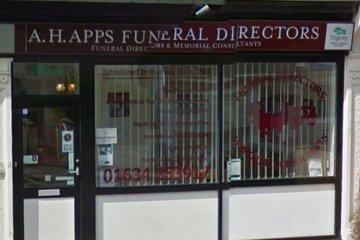 A H Apps Funeral Directors, Gillingham