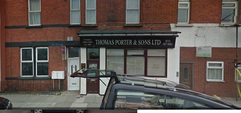 Thomas Porter & Sons Ltd, Garston