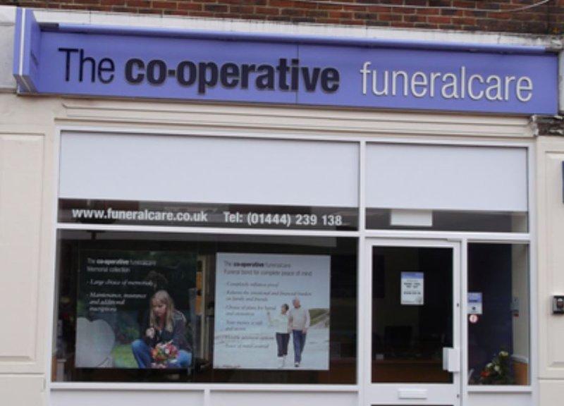 Co-operative Funeralcare, Burgess Hill