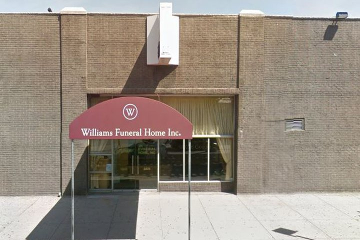 Williams Funeral Home, The Bronx