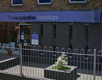 Co-op Funeralcare, Gravesend