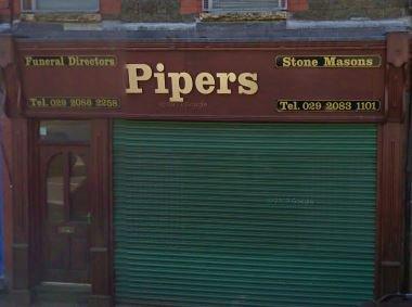 H I & E Piper & Son, The Square