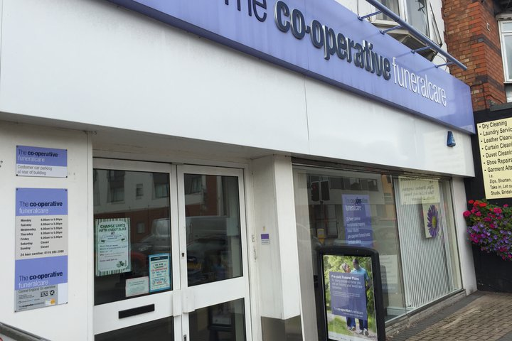 The Co-operative Funeralcare Aylestone Road