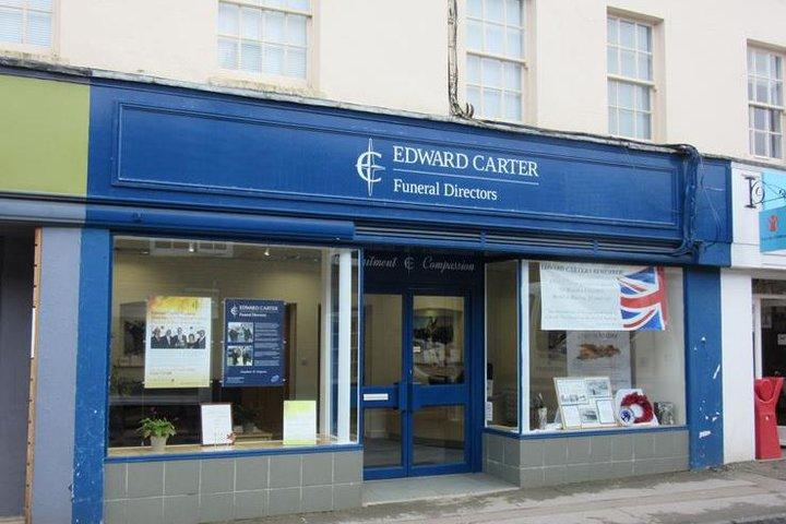 Edward Carter Funeral Directors, Wantage