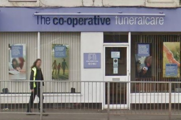 Co-operative Funeralcare (Midcounties), Walsall