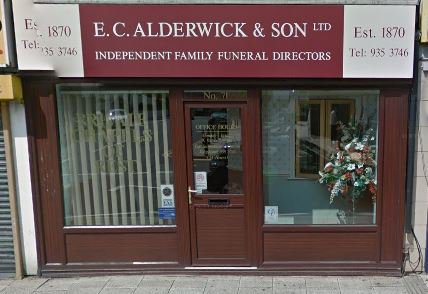 E.C Alderwick & Son Ltd, Hanham