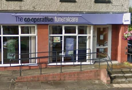 Co-op Funeralcare, High Lane