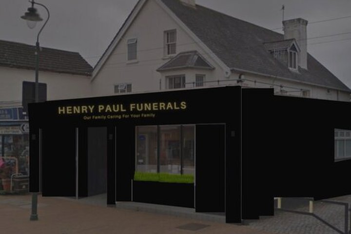 Henry Paul Funeral Directors, Paddock Wood - Head Office