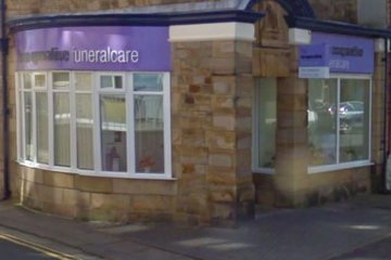 The Co-operative Funeralcare, Morecambe