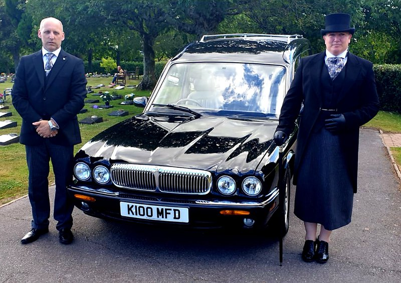 Katie Mills Independent Funeral Service, Torbay, funeral director in Torbay
