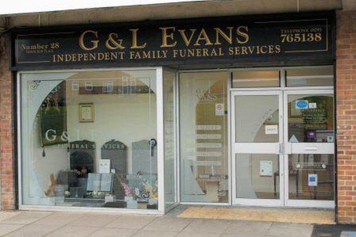 G & L Evans Ltd, Newburgh Place