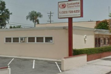 Continental Funeral Home, East Los Angeles