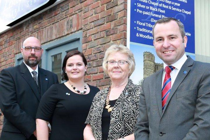 Lesley Shand Funeral Service Ltd, Blandford Forum
