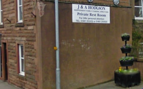 J & A Hodgson Independent Family Funeral Directors