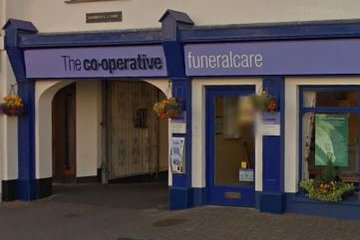 The Co-operative Funeralcare, Ivybridge