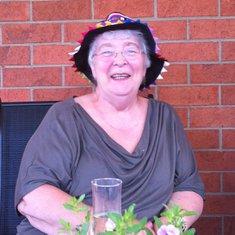Hazel Joan Merchant