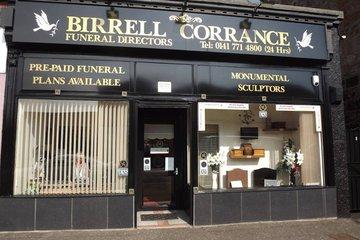 Birrell Corrance Funeral Director, Baillieston