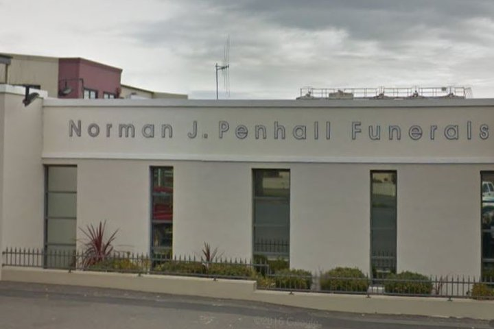 Norman J. Penhall Funerals