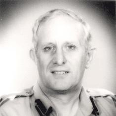 Harold Vincent 'Topper' Brown
