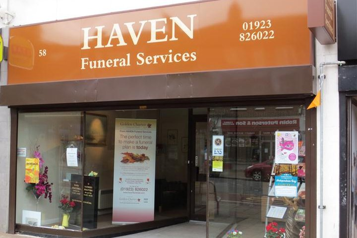 HAVEN Funeral Services, Northwood