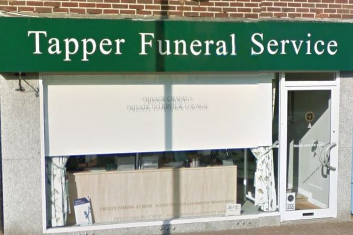 A. H. Griffin Funeralcare, Broadstone
