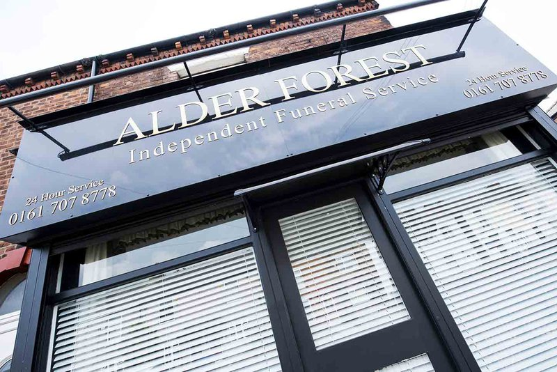 Alder Forest Independent Funeral Home