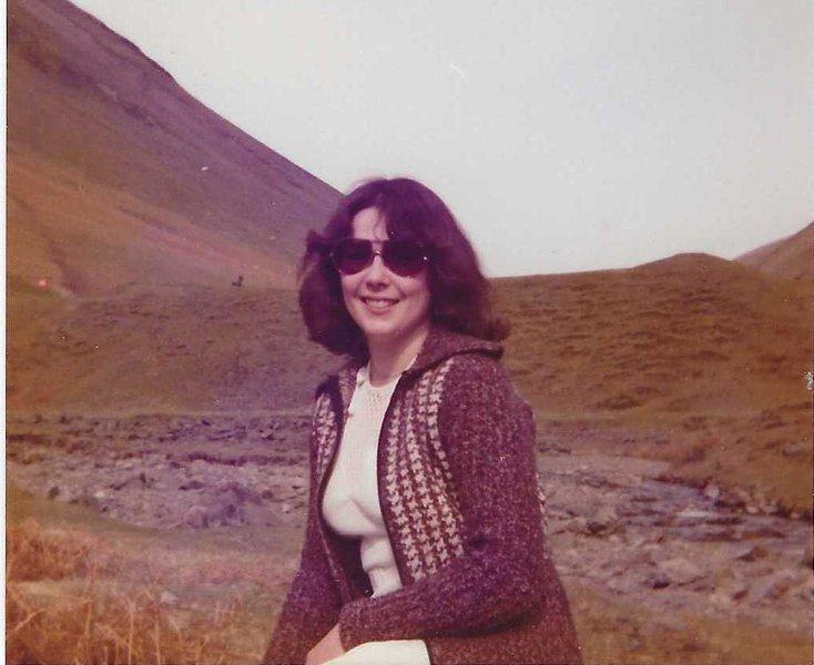 Grey Mare's Tail, Scottish Borders : 16th Apr 198O