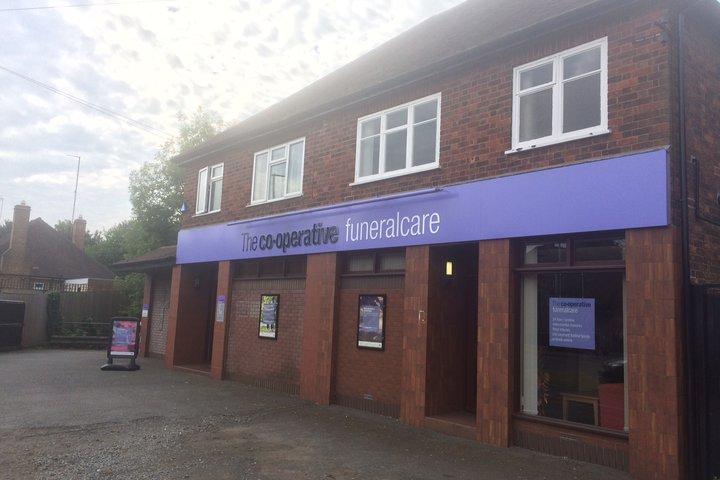 The Co-operative Funeralcare Wyngate