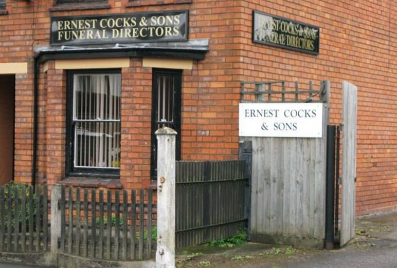 Ernest Cocks & Sons Funeral Directors