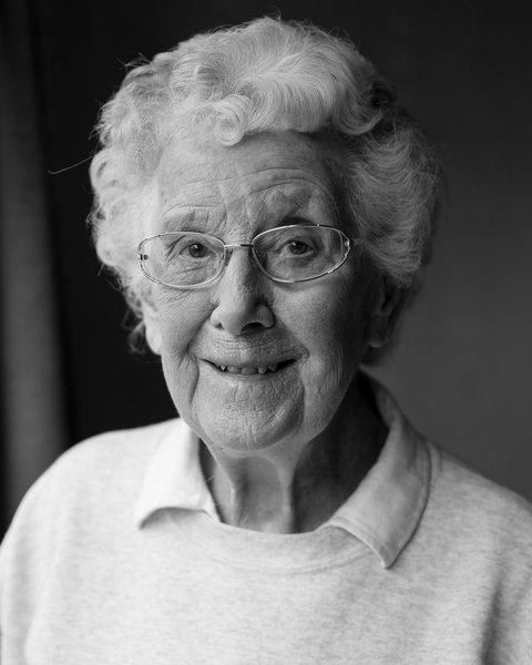 Aunty Felicia in January 2013