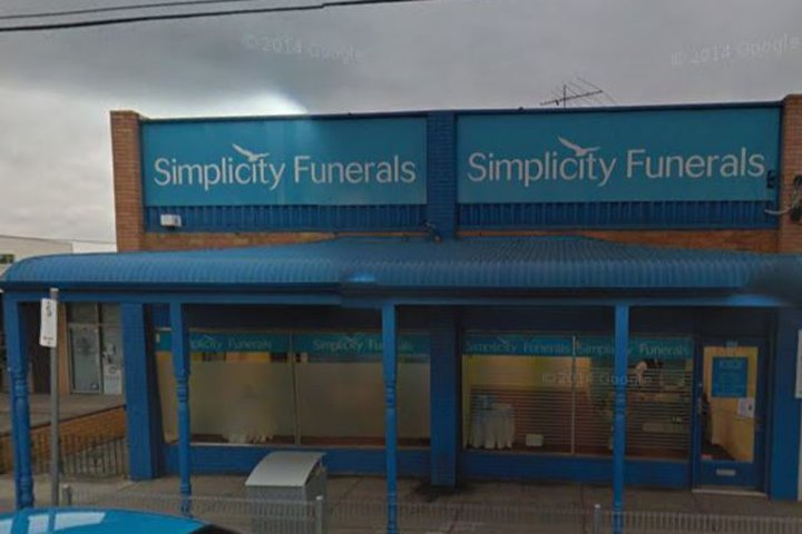 Simplicity Funerals, Pascoe Vale