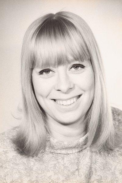 Mum aged 19 in 1965